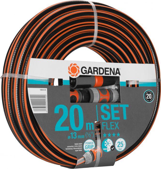 Puutarhaletkusarja Gardena Flex 13 mm 20 m