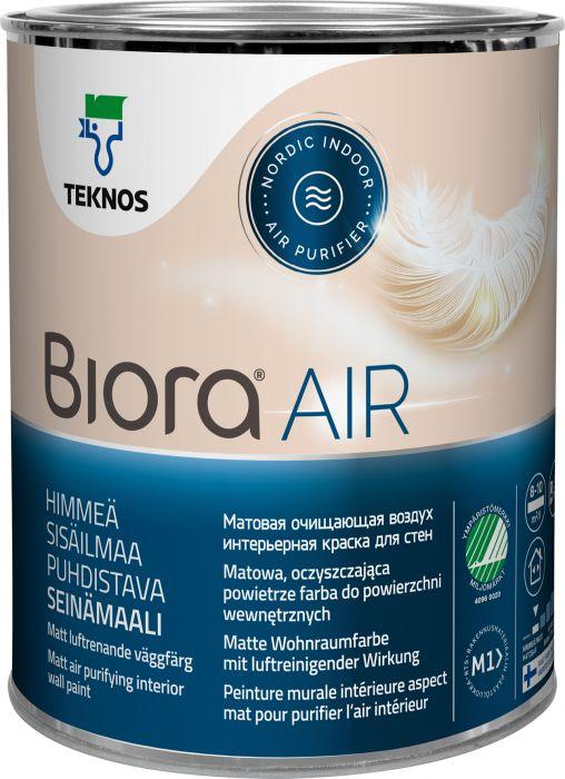 Seinämaali Teknos Biora Air