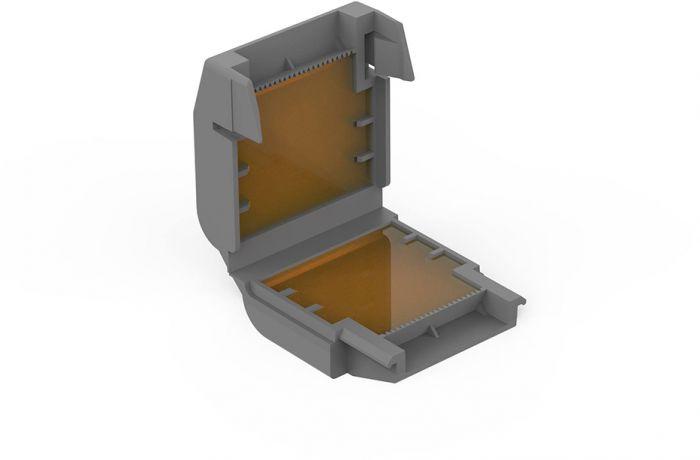 Wago Liitintarvike Mini Gelbox IPX8 Harmaa Koko 1