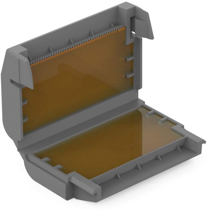 Wago Liitintarvike Mini Gelbox IPX8 Harmaa Koko 3