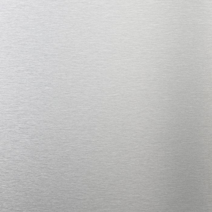 Komposiittilevy Stocksund Stole3-149 tummanharmaa / harjattu hopea