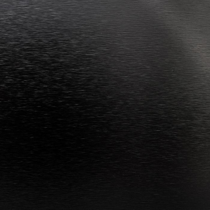 Komposiittilevy Stocksund Stole4 harjattu musta / vaalea marmori