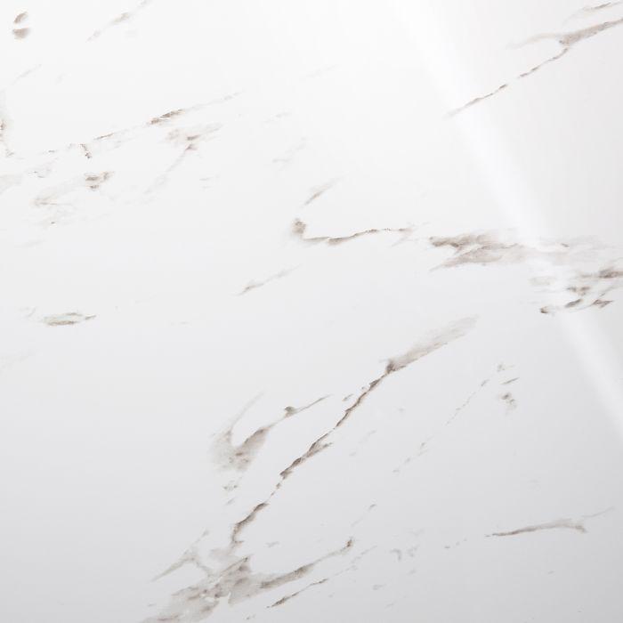 Komposiittilevy Stocksund Stole4-149 harjattu musta / vaalea marmori