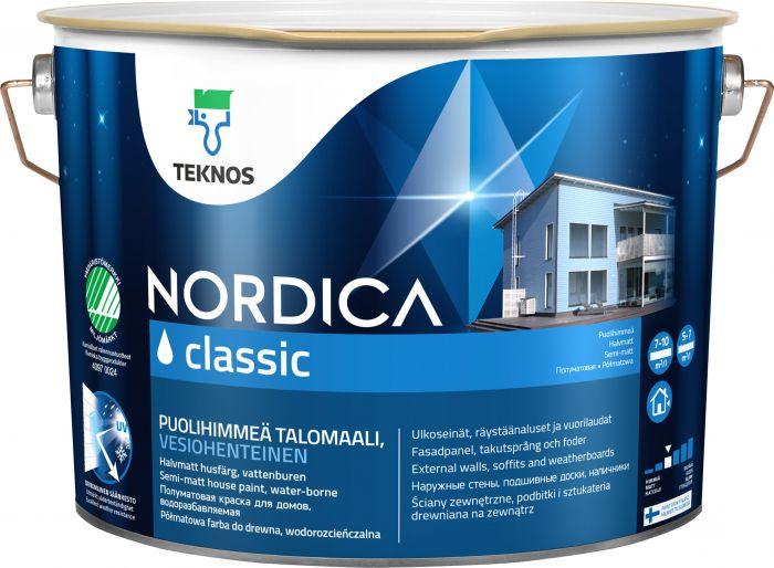 Nordica Teknos Classic PM1 9 l