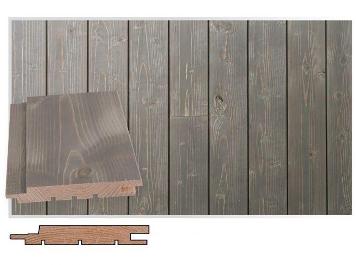 Paneeli Maler SPA STS 14 x 95 mm Tuhka