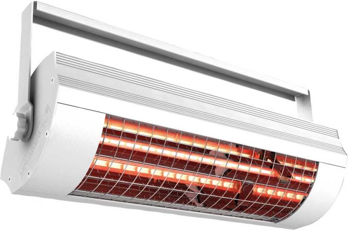 Terassilämmitin Solamagic Eco+Pro 2000W Valkoinen