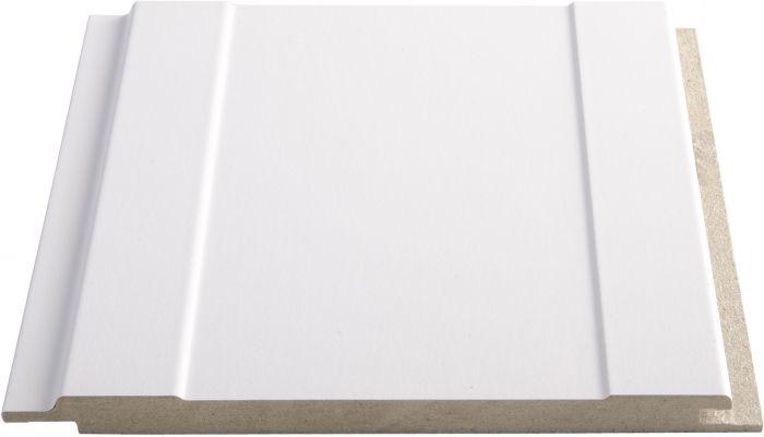 Paneeli Maler City MDF 10 x 160 x 2070 mm Puhdas Valkoinen