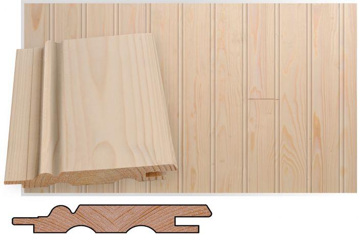 Helmipaneeli Maler 14 x 95 x 2085 mm