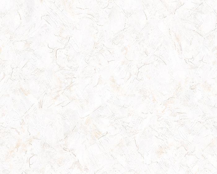 Paperitapetti Kohokuvio Valkoinen ja harmaa