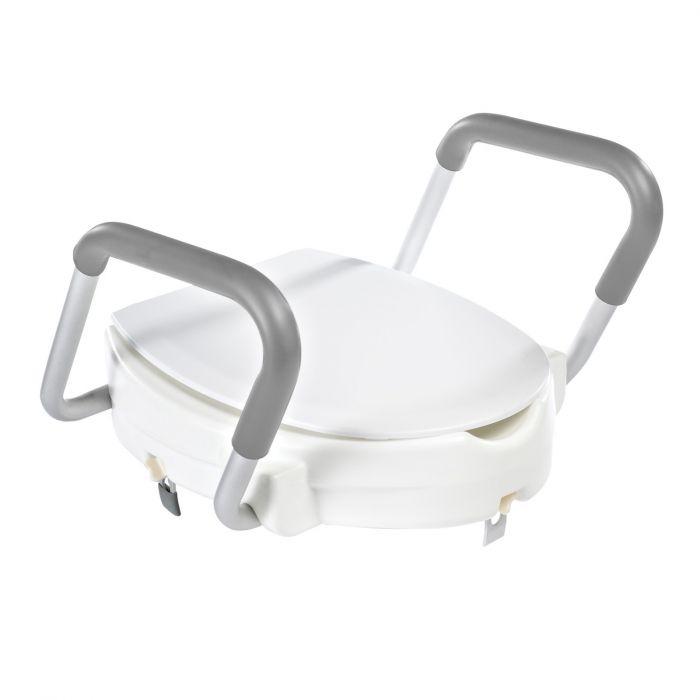 WC-istuinkansi Ja käsinojat Ridder