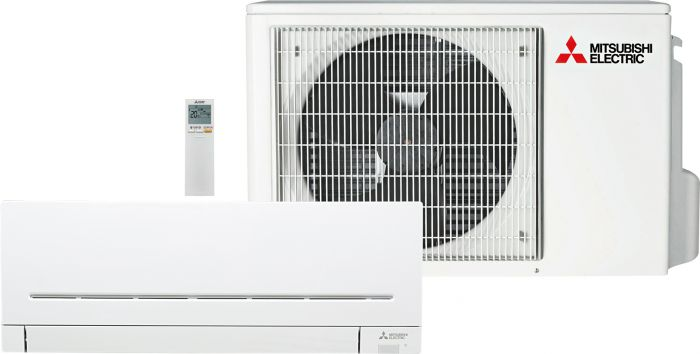 Ilmalämpöpumppu Mitsubishi Electric AP25