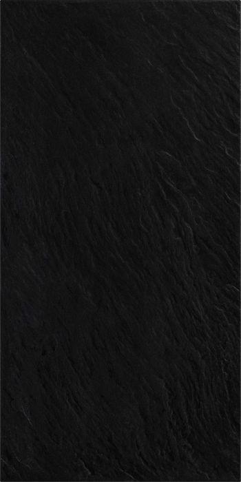 Lattialaatta Ardesia 30,5 x 61 cm Nero