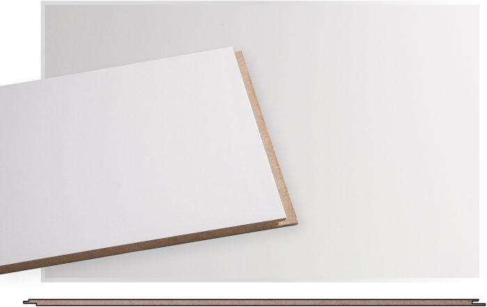 Sisustuslevy Maler ART Tela Valkoinen