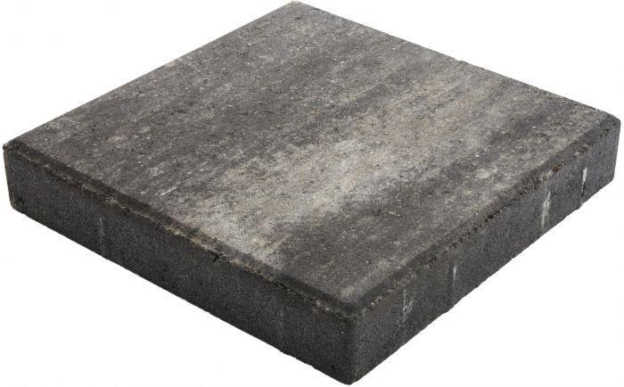 Auroralaatta Lakka 505 Mustavalkoinen 490 x 490 x 50 mm