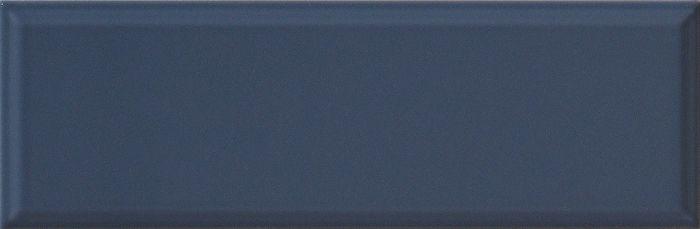 Seinälaatta Edge Tummansininen 10 x 30 cm