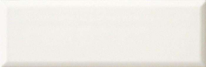 Seinälaatta Edge Valkoinen 10 x 30 cm