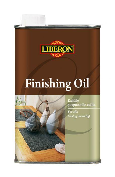Finishing Oil Liberon 250 ml