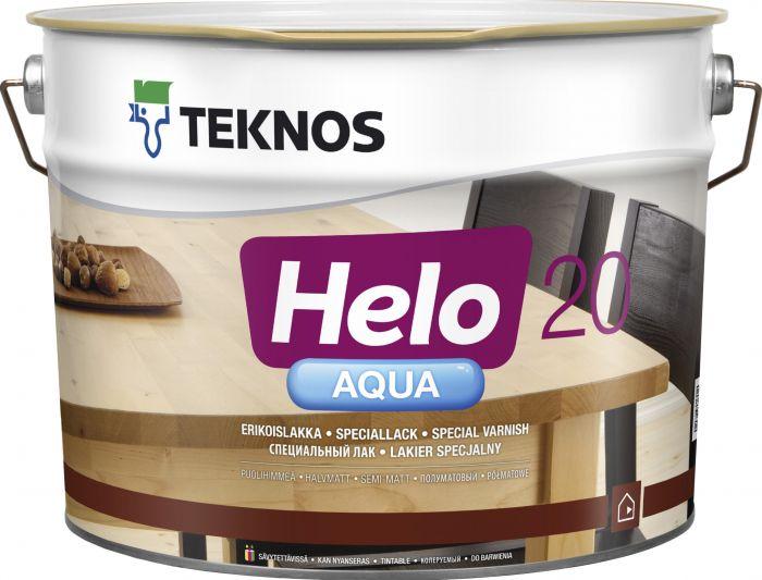 Erikoislakka Teknos Helo Aqua 20 9 l