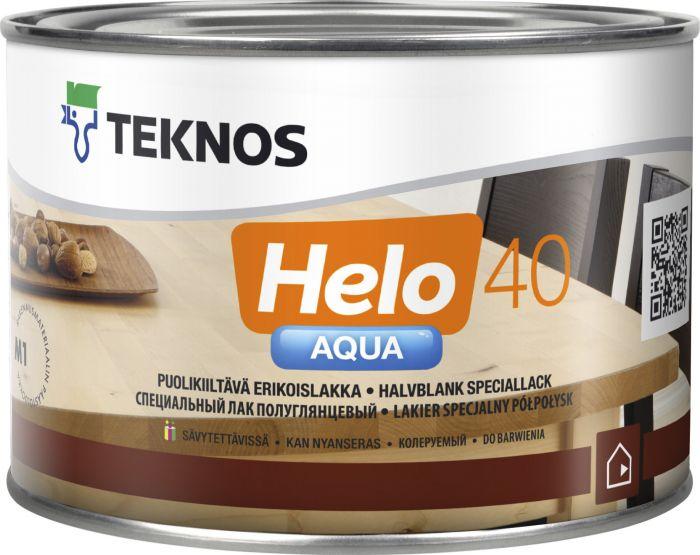 Erikoislakka Teknos Helo Aqua 40