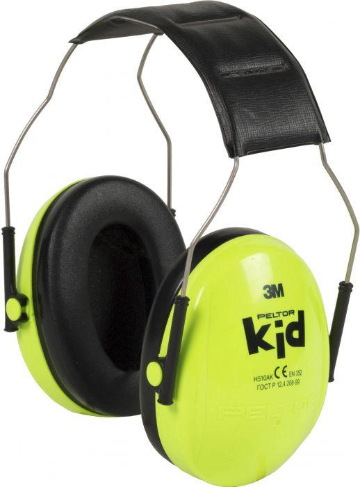 Kuulosuojain Peltor Kid H510A K Vihreä
