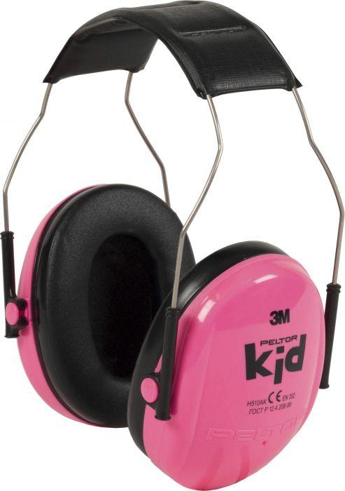 Kuulosuojain Peltor Kid H510A K Pinkki