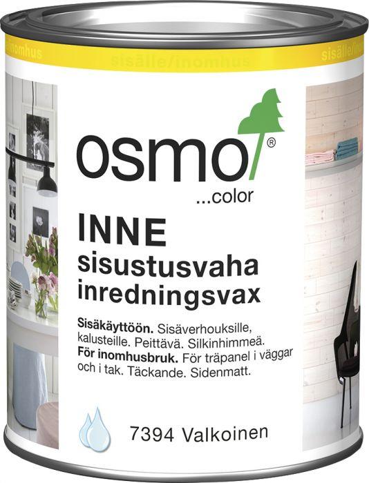 Sisustusvaha Osmocolor Inne Valkoinen