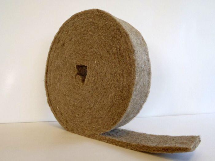 Pellava Eristekaista Isolina 15 x 150 mm