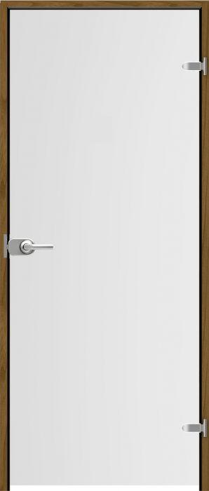Lasiovi Jeld-wen Bath Satiini+ 9 x 21 Lämpökäsitelty Haapa