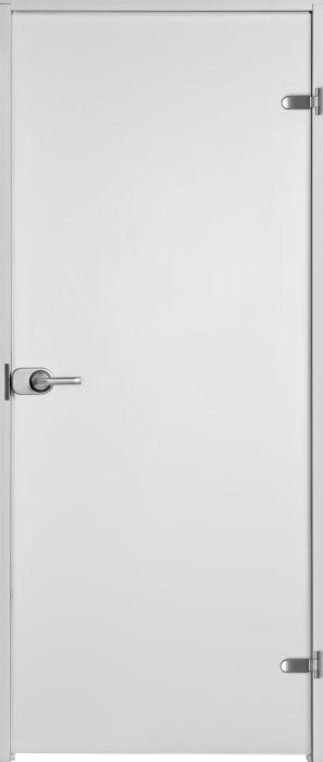 Lasiovi Swedoor Bath Satiini+ 8 x 21 Valkoinen
