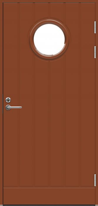 Ulko-ovi Jeld-Wen Function F1894 W68 Tiilenpunainen