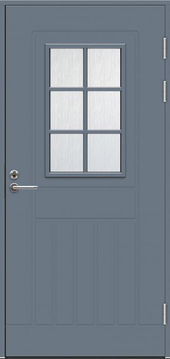 Ulko-ovi Swedoor Function F1848 W71 Sininen