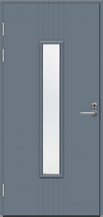 Ulko-ovi Jeld-Wen Function F2050 W28 Sininen