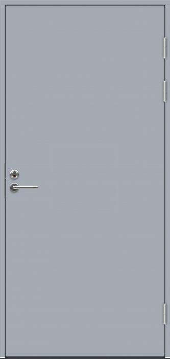 Ulko-ovi Jeld-Wen Function F2090 Vaaleanharmaa