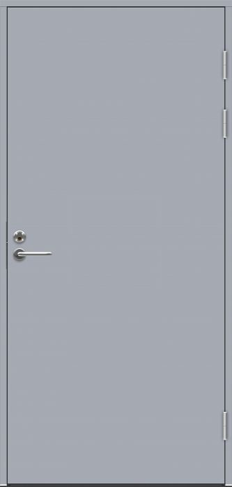Ulko-ovi Swedoor Function F2090 Vaaleanharmaa