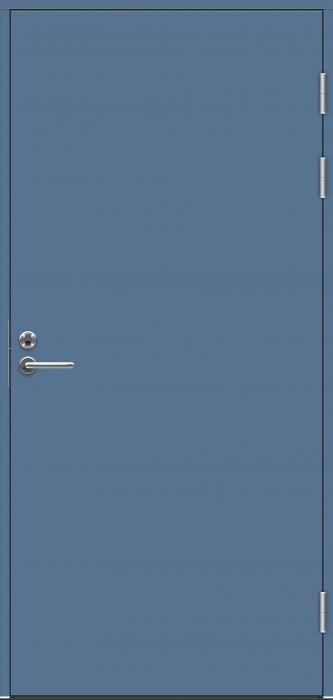 Ulko-ovi Jeld-Wen Function F2090 Sininen