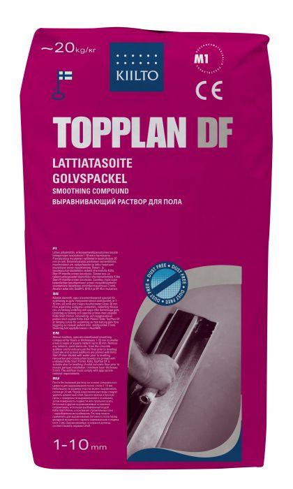 Lattiatasoite Kiilto TopPlan DF 20 kg