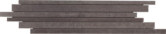 Kuviolaatta Metallic Lines Hopea 15 x 60 cm