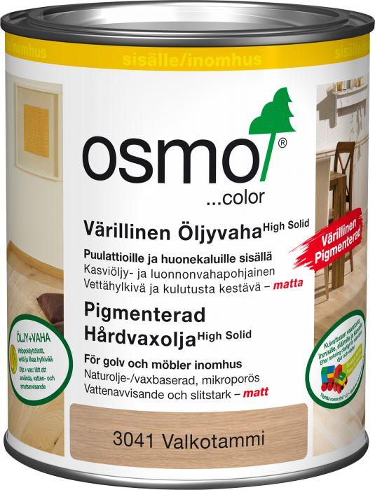 Värillinen Öljyvaha Osmocolor 3041