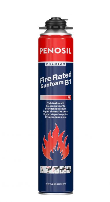 Palosuojavaahto Penosil Premium Firerated Gunfoam B1 750 ml