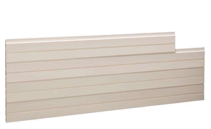 Paneeli Siparila Railo 13 x 95 x 2350 mm Valkoinen