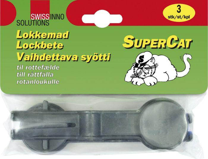 Syötti SuperCat-rotanloukkuun