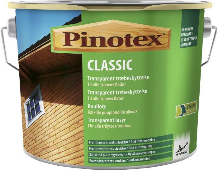 Kuullote Pinotex Classic Pähkinäpuu