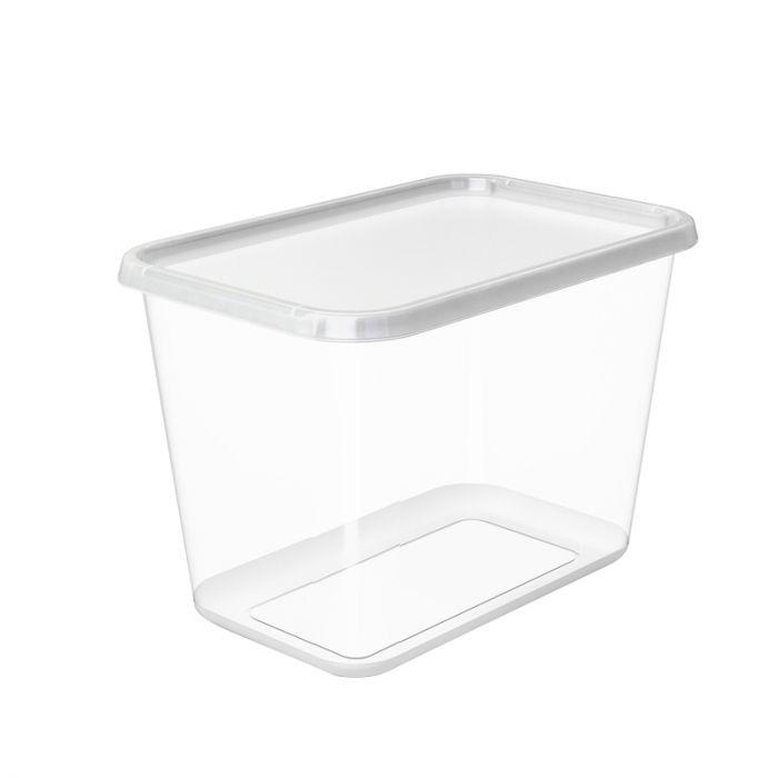 Säilytyslaatikko SmartStore Basic L L 58 x 39 x 30 cm