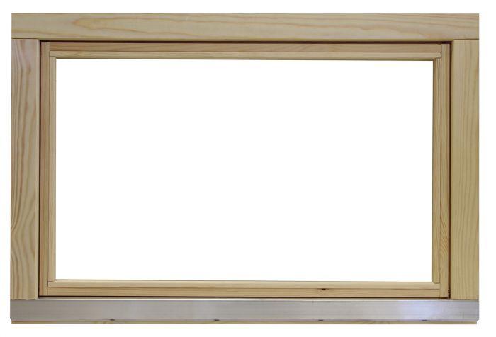Mökki-ikkuna 9 x 6 MS-131 SK