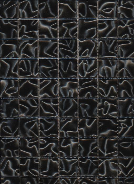 Hologrammilasimosaiikki Musta
