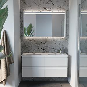 LED-peili – kylpyhuoneen käytännöllinen kaunistaja