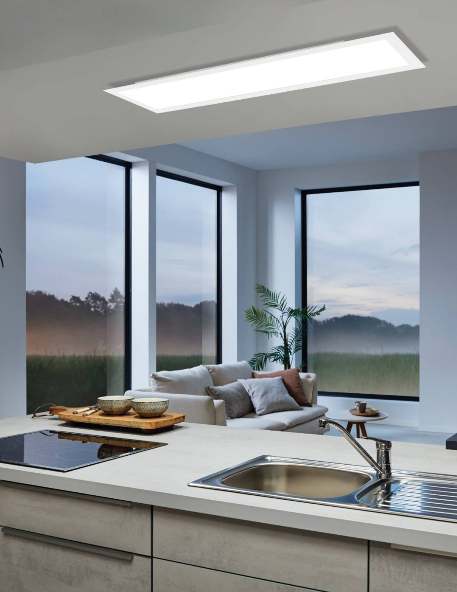 LED-paneelit soveltuvat hyvin kaikkiin tiloihin