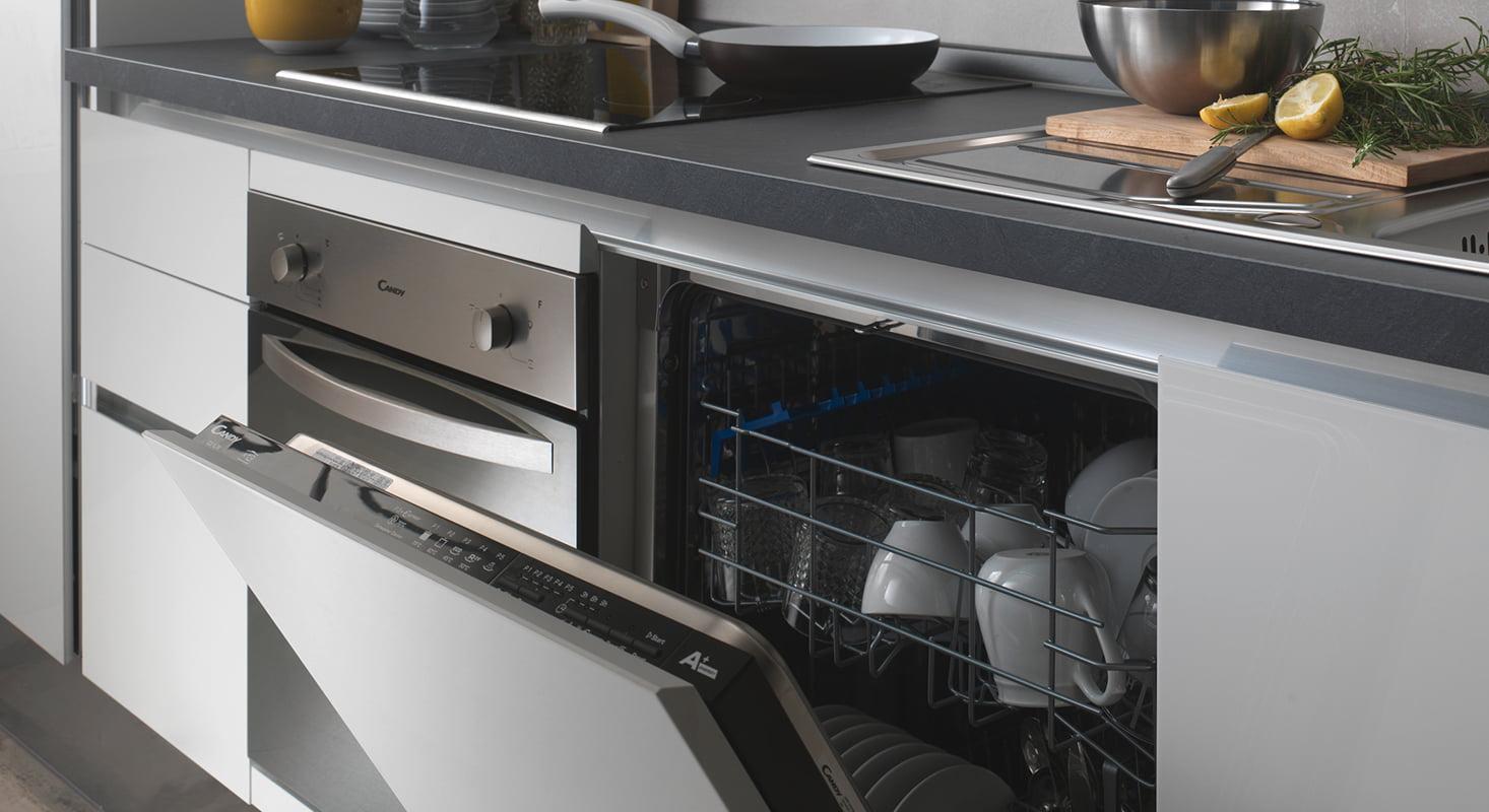 Keittiöissä CANDY:n laadukkaat kodinkoneet