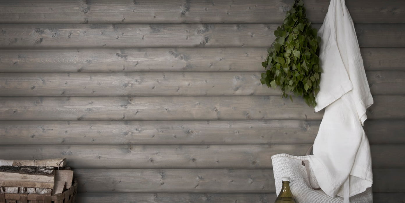 Helmiäishohtoinen, sävytettävä suoja-aine seiniin ja kattoon